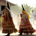 Mobilização Abril Indígena. Brasília-DF, abril de 2006