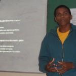 Klebson Quilombola: Apresentação de Trabalho