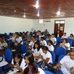 O primeiro dia de aula (Janeiro de 2011)