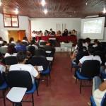 Primeiro dia de aula (janeiro 2011)