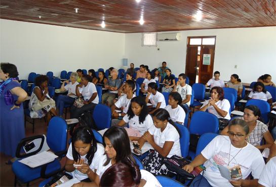 Primeiro dia de aula (Janeiro de 2011)